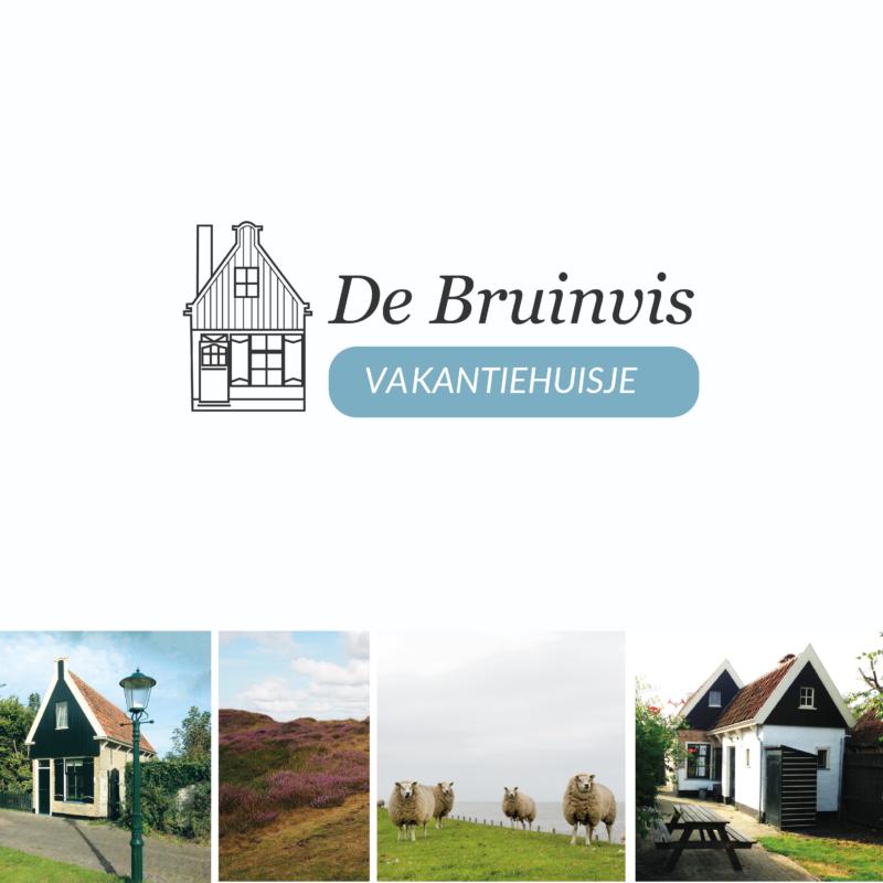Huisje de Bruinvis Texel