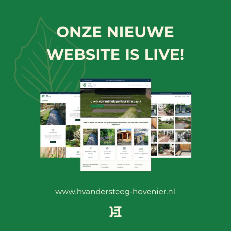 Hovenier Hans van der Steeg